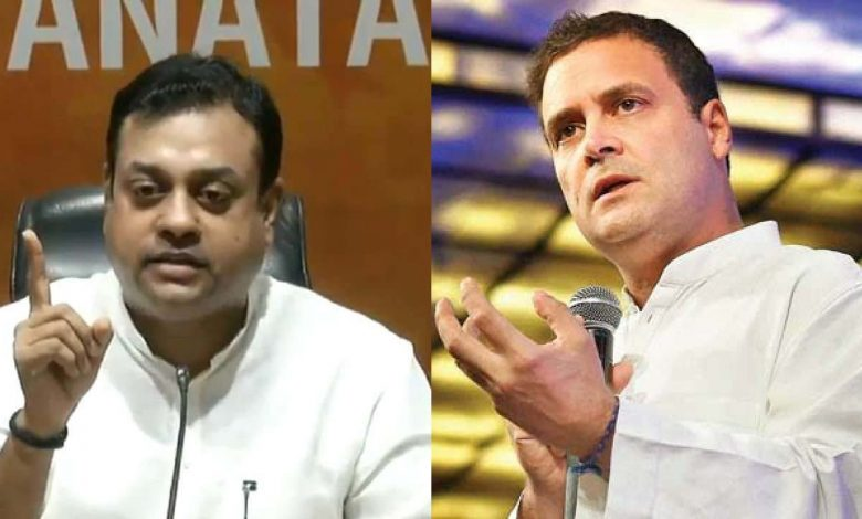 sambit-patra-targets-rahul-gandhi-over-lac-issue
